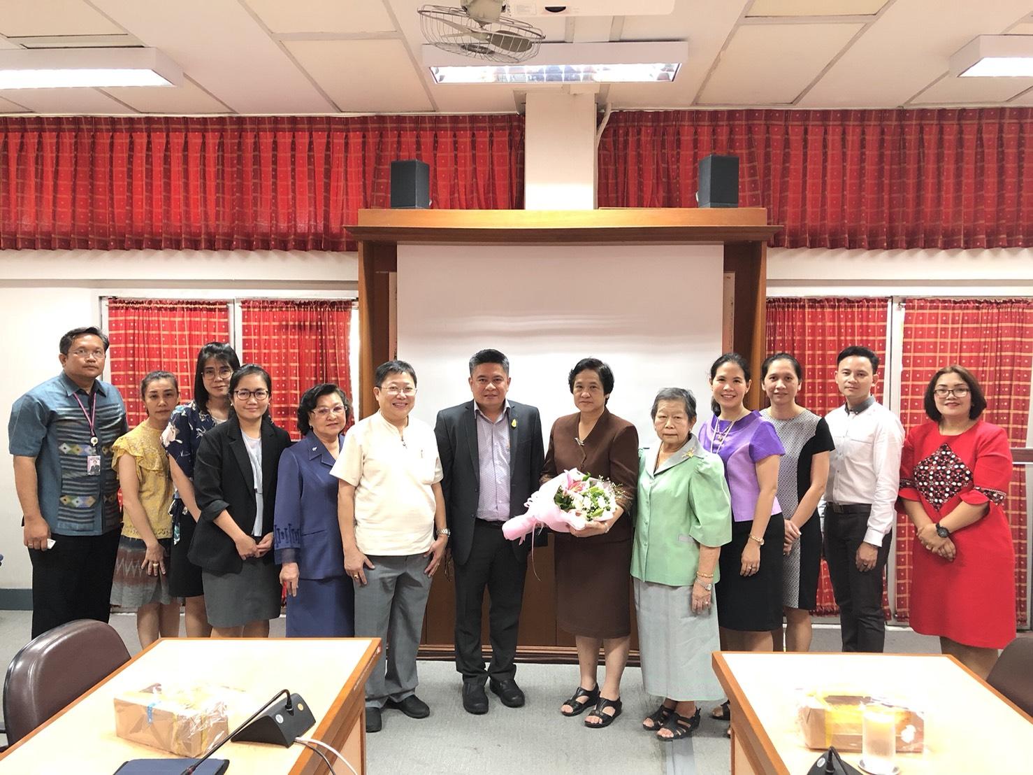 คณะกรรมการสมาคมฯ ประชุมเพื่อเตรียมงานประชุมวิชาการนานาชาติสารพิษจากเขื้อรา ICM 2019