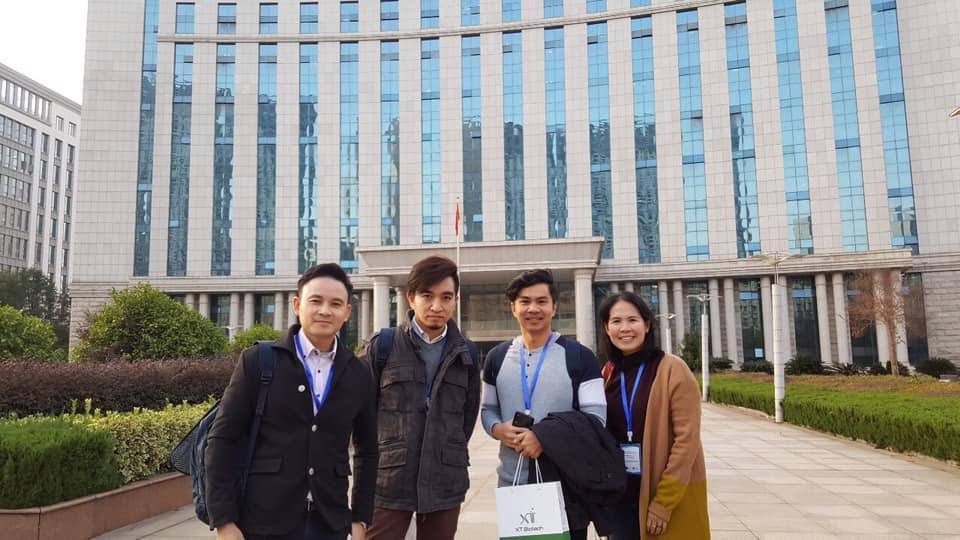 คณะกรรมการสมาคมฯ เข้าร่วมฝึกอบรมภาคปฏิบัติการนานาชาติ ณ ประเทศจีน